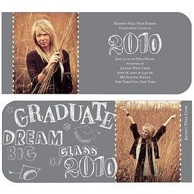 Unique Graduation Invitations   upfashiony.com