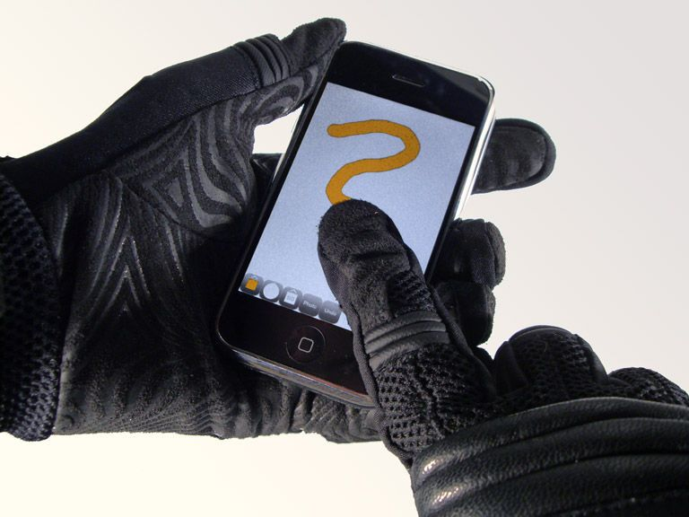 Making a Glove Work With a Touch Screen | Touch screen ...