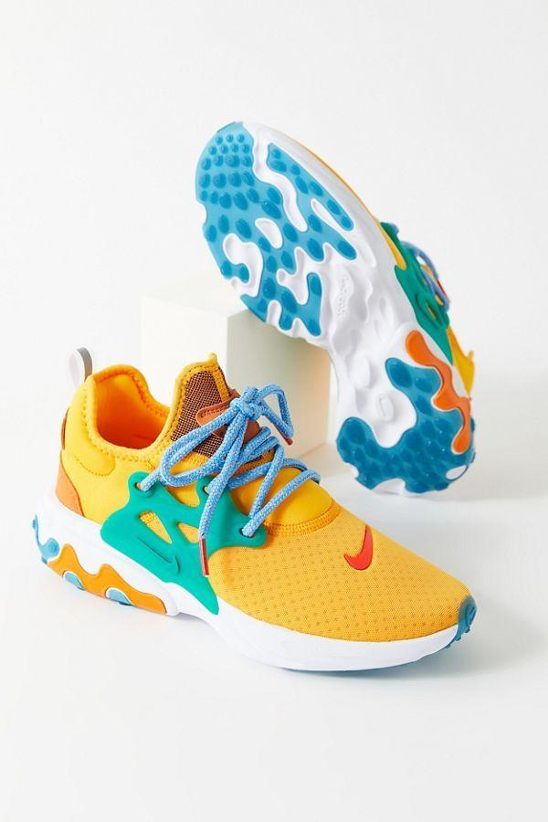 Nike React Presto Sneaker | Urban Outfitters | Cute sneakers ...