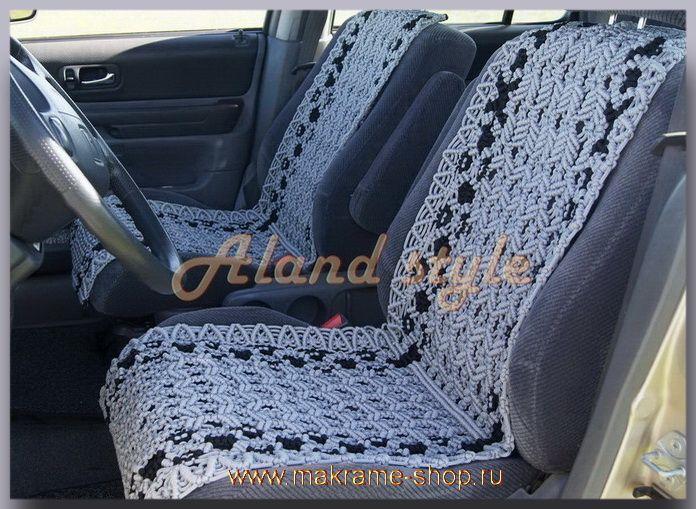 Чехлы для сидений автомобиля своими руками выкройки