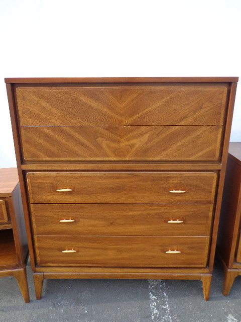 Kent Coffey Simplex Drawer Mid Century Modern By DejaVuDecors - Kent coffey bedroom furniture