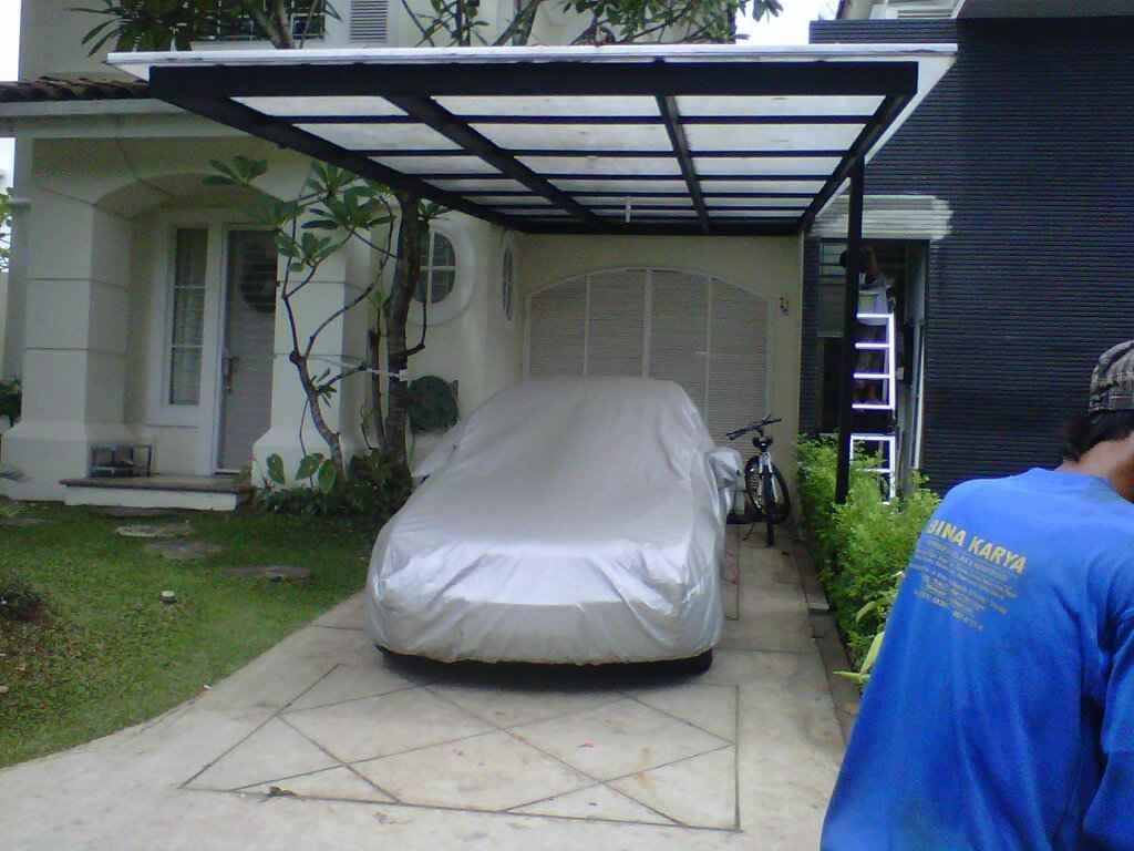 Model Atap Rumah Baja Ringan