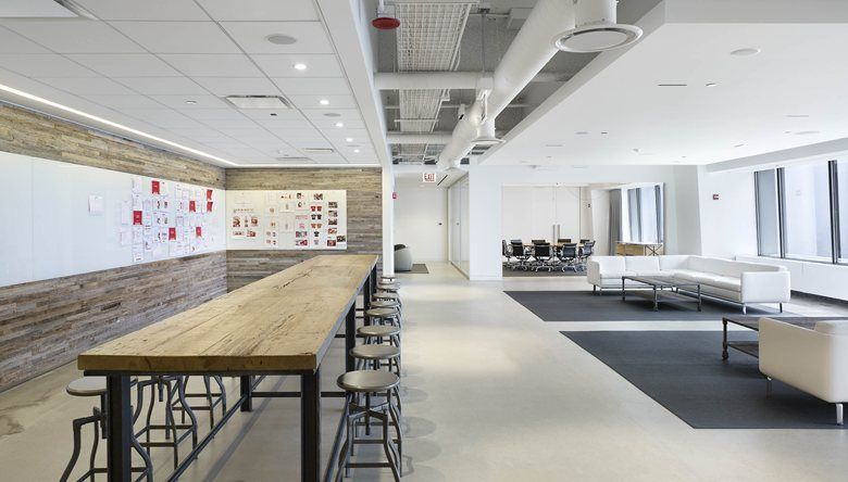 Fcb chicago chicago tpg architecture offices work space myo