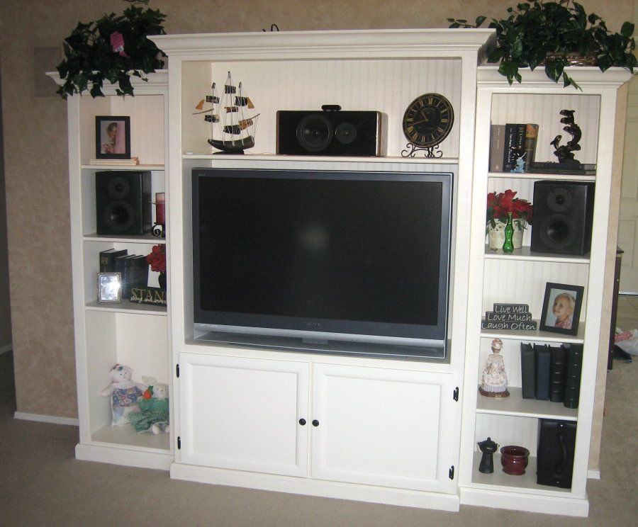 19 Best DIY Entertainment Center Ideas For Inspiration