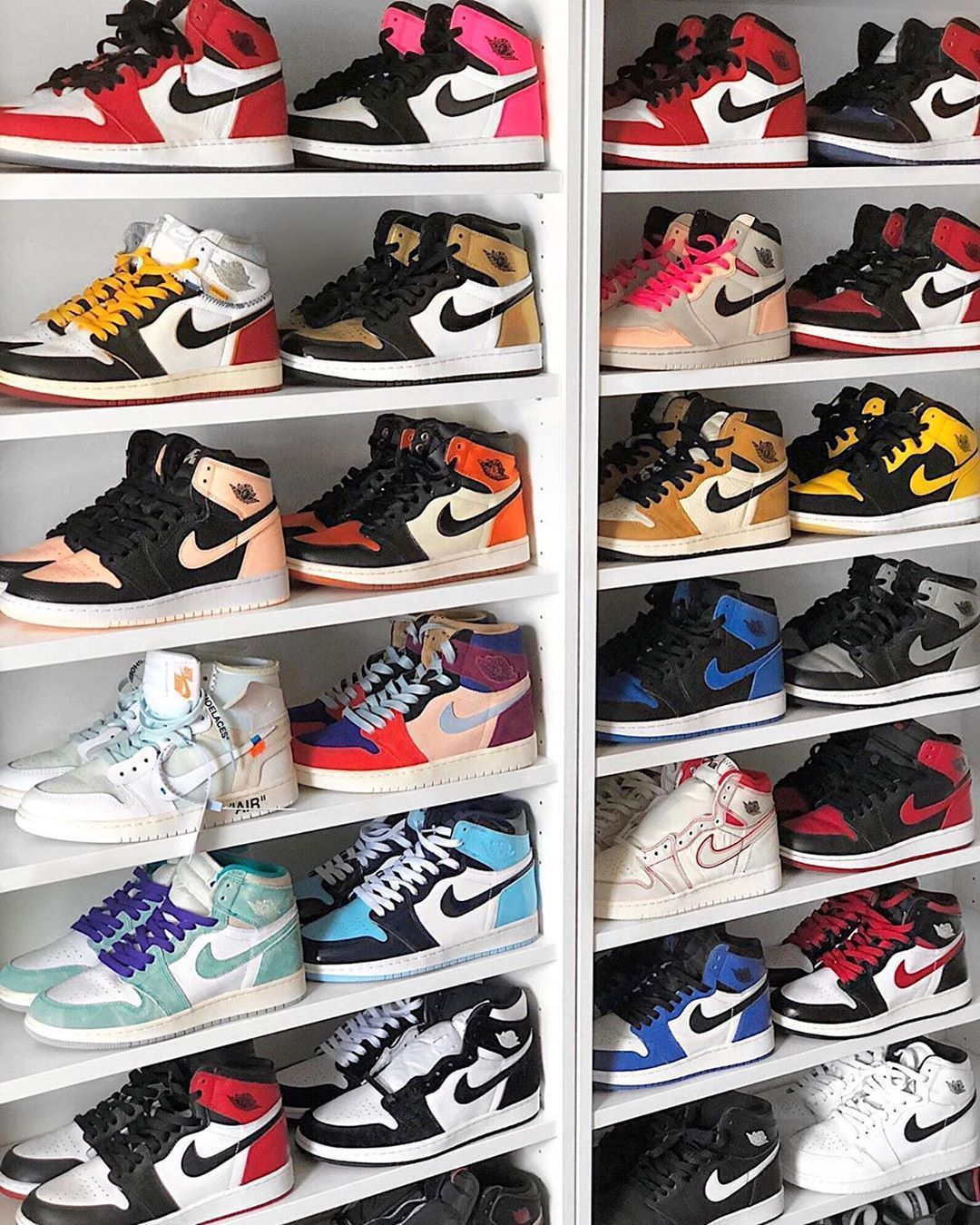 chaussure nike air jordan femme