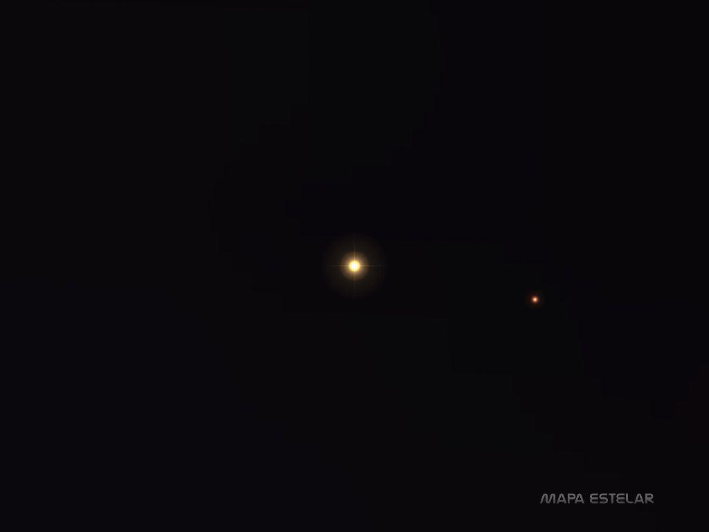 El universo. Estrella Al Faweri