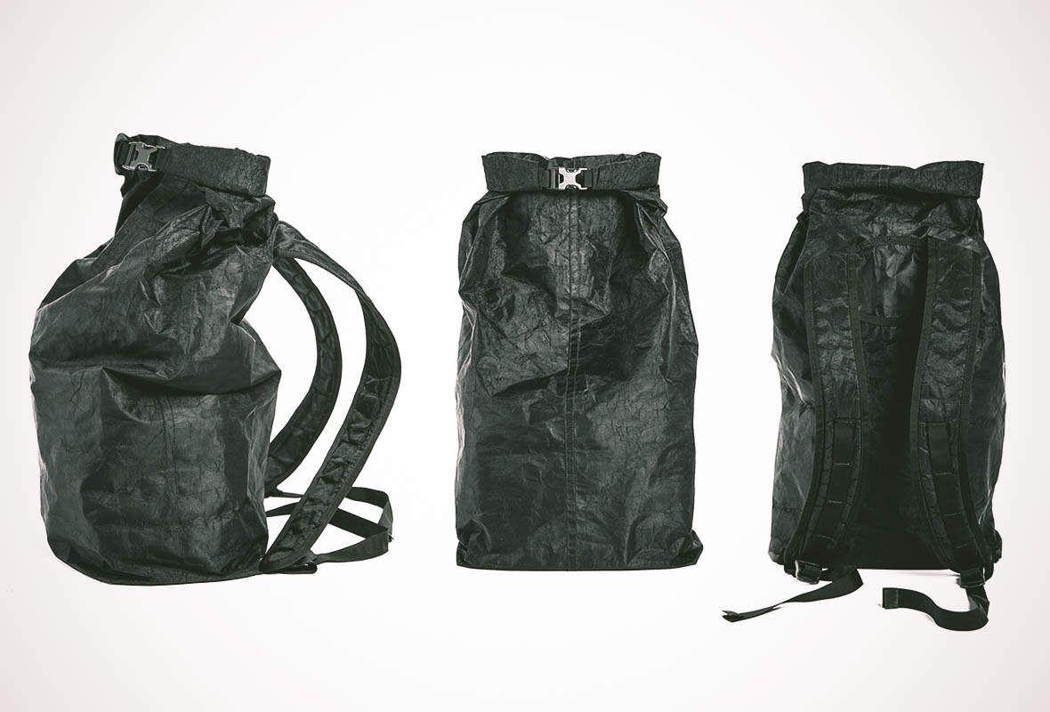 Outlier Minimal Backpack in Black