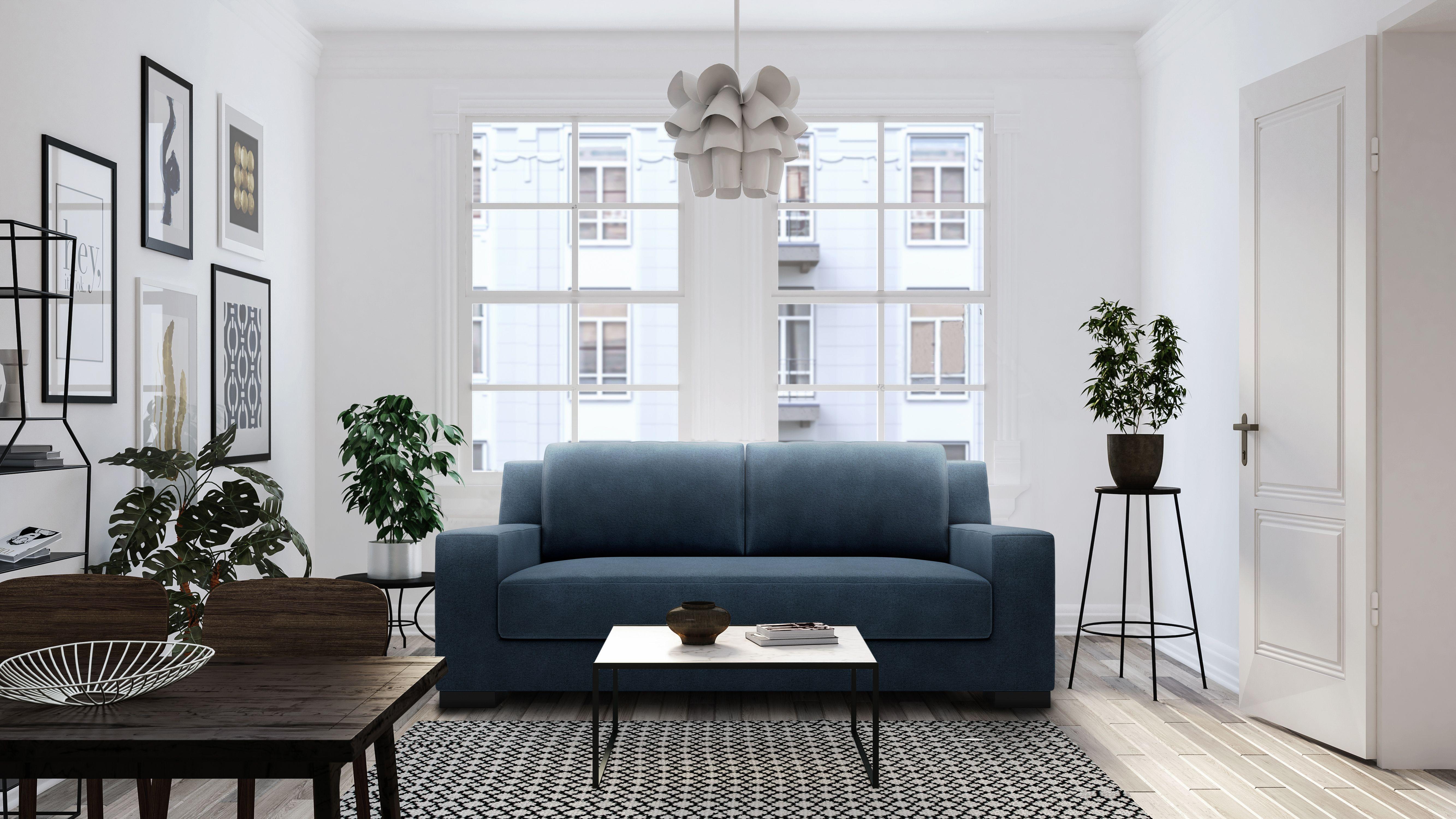 Apartments Futuristic Apartment Living Room Design With L Shape