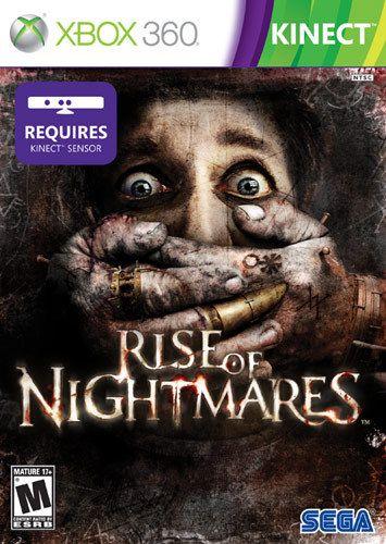 Rise Of Nightmares Xbox 360 Xbox Xbox 360 Xbox Kinect