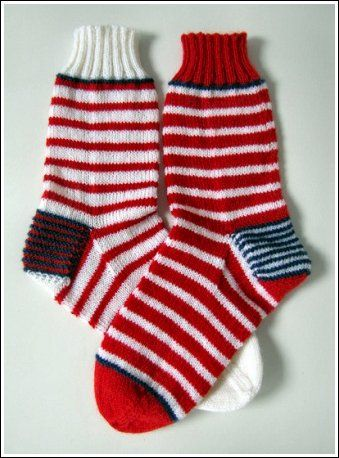 7eec82055833 aus Sockenwolle aus dem hartmutschen Krabbelkorb