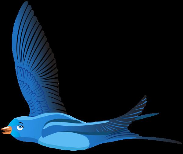 Blue Bird Cartoon Transparent Clip Art Png Image Cartoons Png Clip Art Vintage Bird Illustration