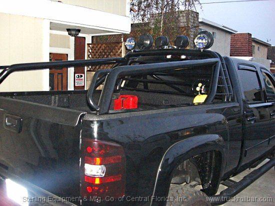 Rollbar 1 Silverado Wishlist Truck Accessories Pickup