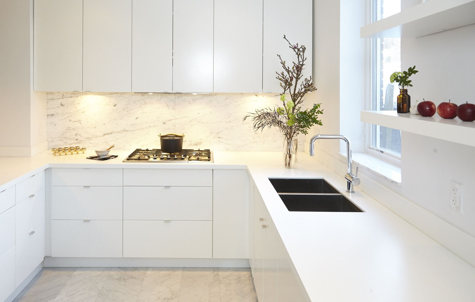 Kitchen renovation/ Atelier Jacob | Margueretta Street - Project by ...