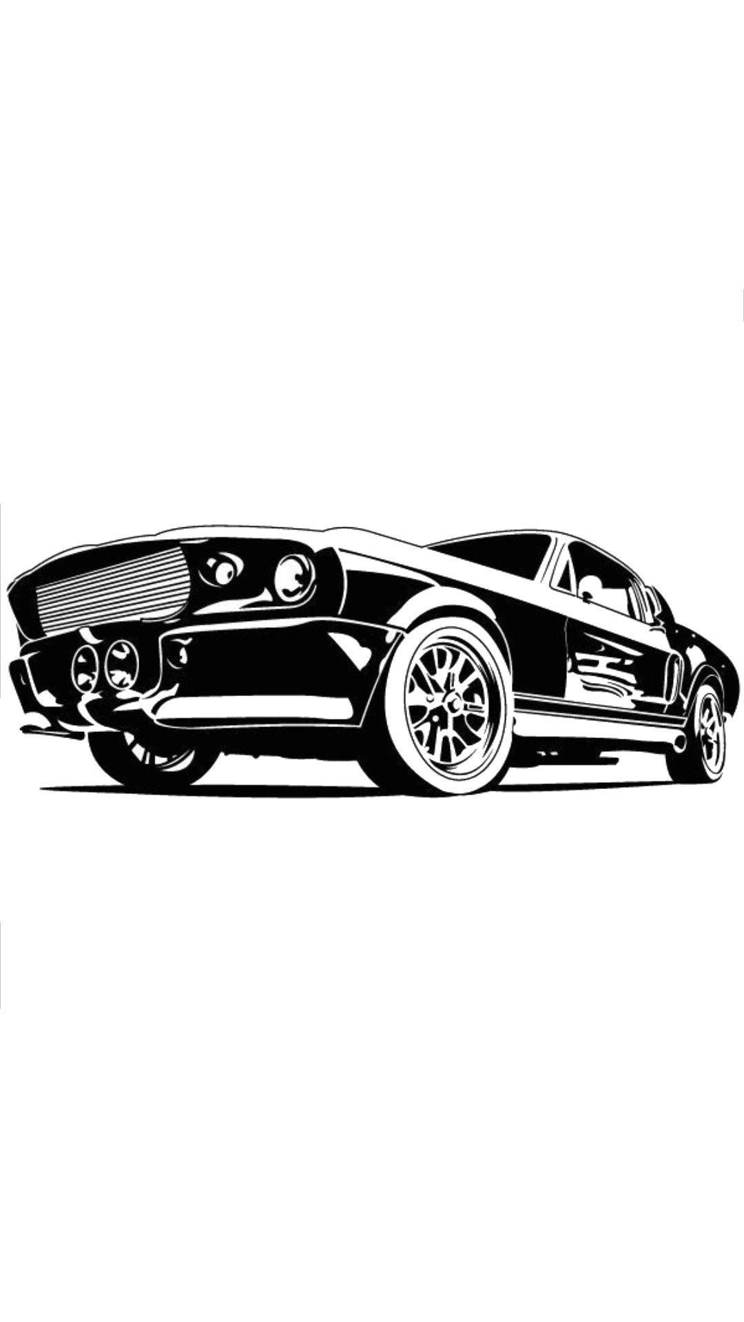 Pin By Pablo Romero On Car Art Car Artwork Car Drawings Car Cartoon