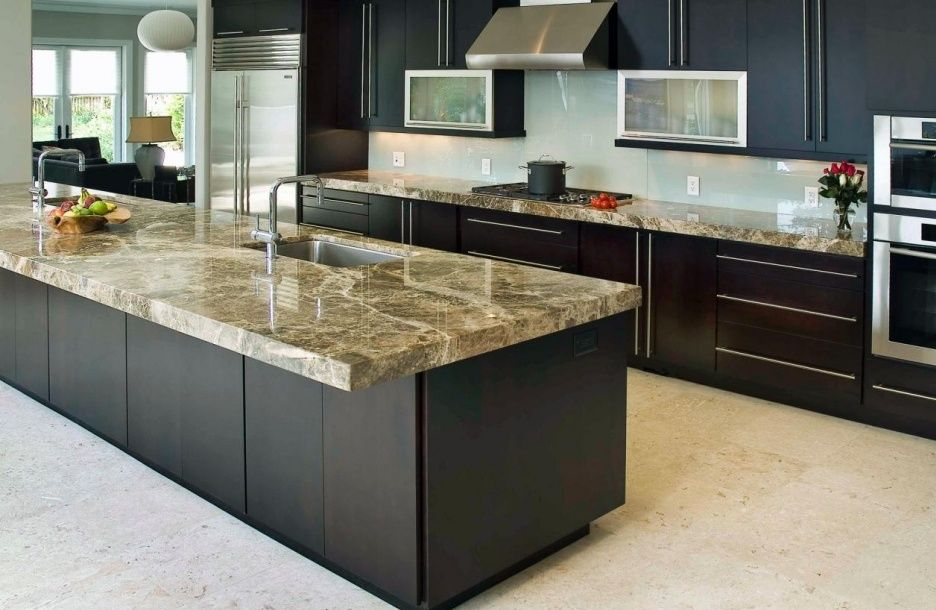 Captivating Marble Countertops Kitchen For 10 High End Kitchen