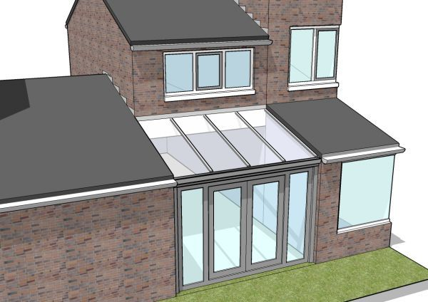Projecten ontwerpen schets ontwerpen uitbouw sg bouw kunststof kozijnen dakkapellen - Moderne woning buiten lay outs ...