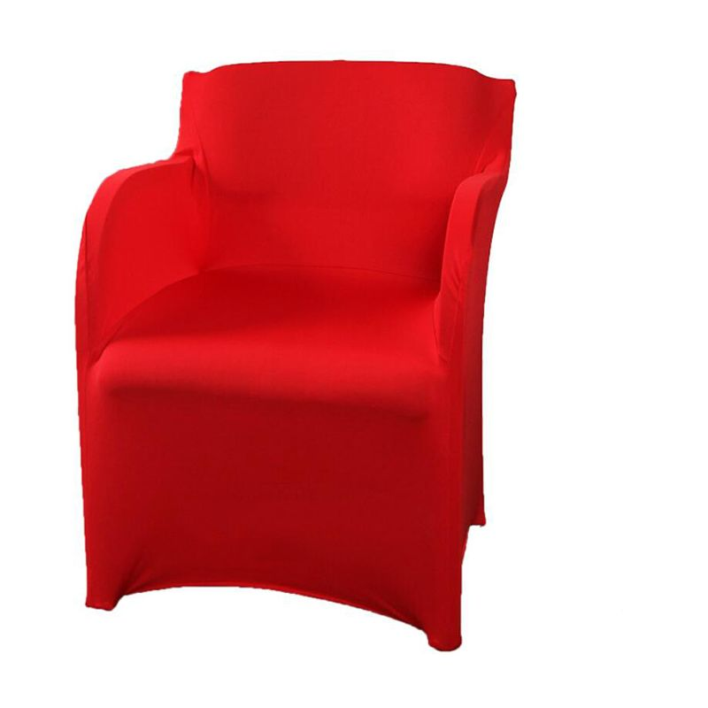 Stretch Arm Chair Covers Spandex Armchair Cover Wedding Party