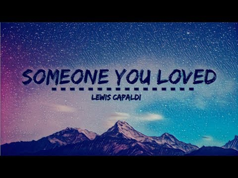 You loved someone