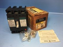 New Ge General Electric Ted136150 150a Circuit Breaker 600v 3 Pole 150 Amp Nib Em1627 1 Breakers General Electric Electricity