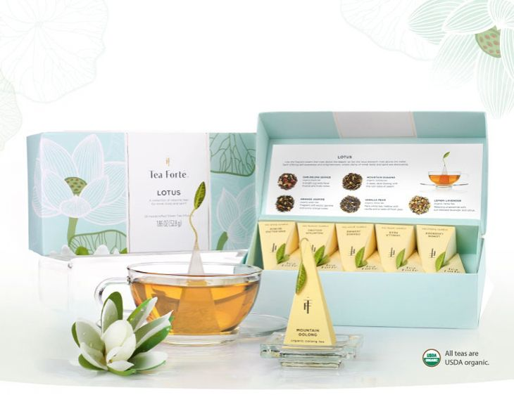 Tea Forte Duo Gift Set References