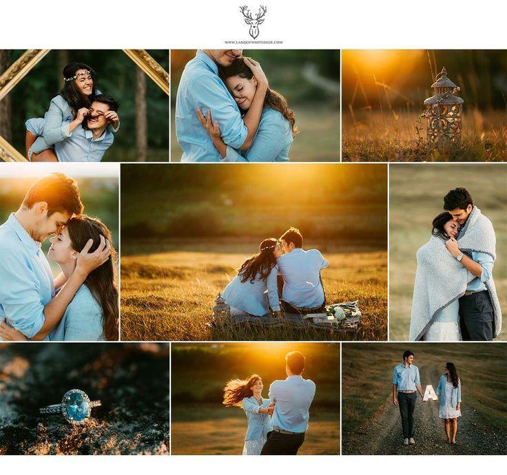 Fall engagement photos | Фотография пары, Фотография на ...