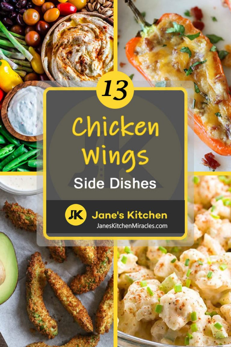Healthy Sides For Chicken