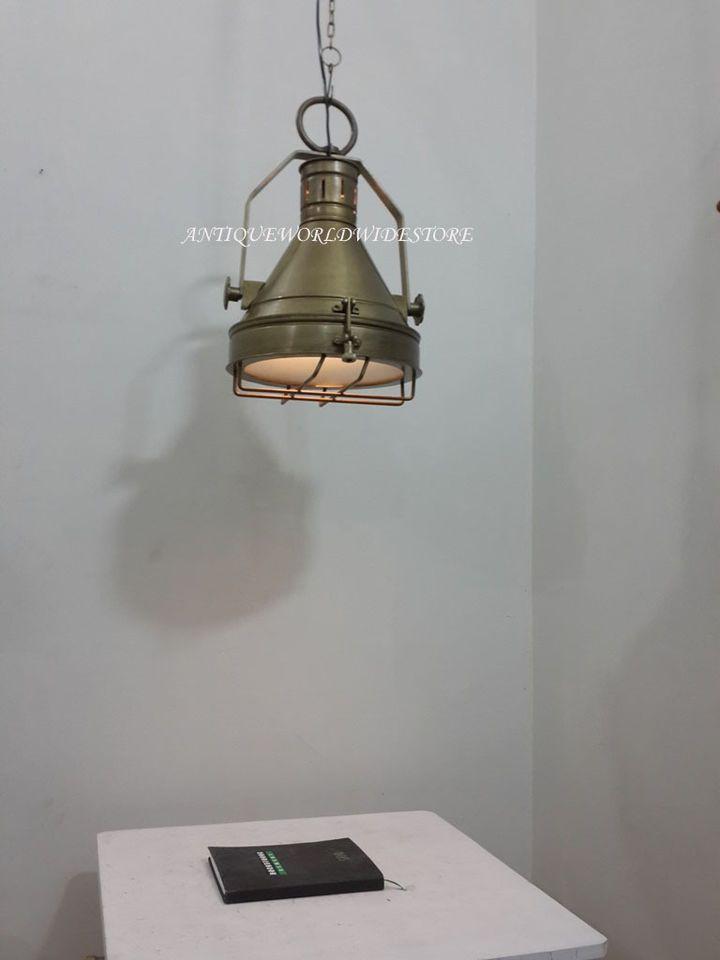 Nautical Large Hanging Pendant Light Kitchen / Nautical ...