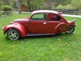 Image Result For Vw Beetle Reverse Trike Vw Beetles Reverse Trike Volkswagen Beetle