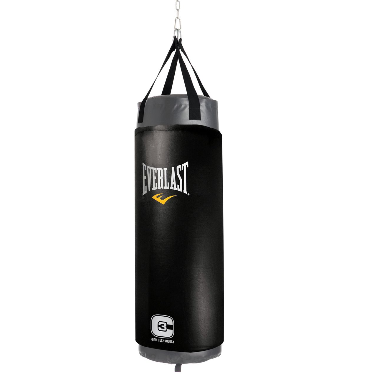 Everlast c3 foam heavy boxing bag heavy bags boxing