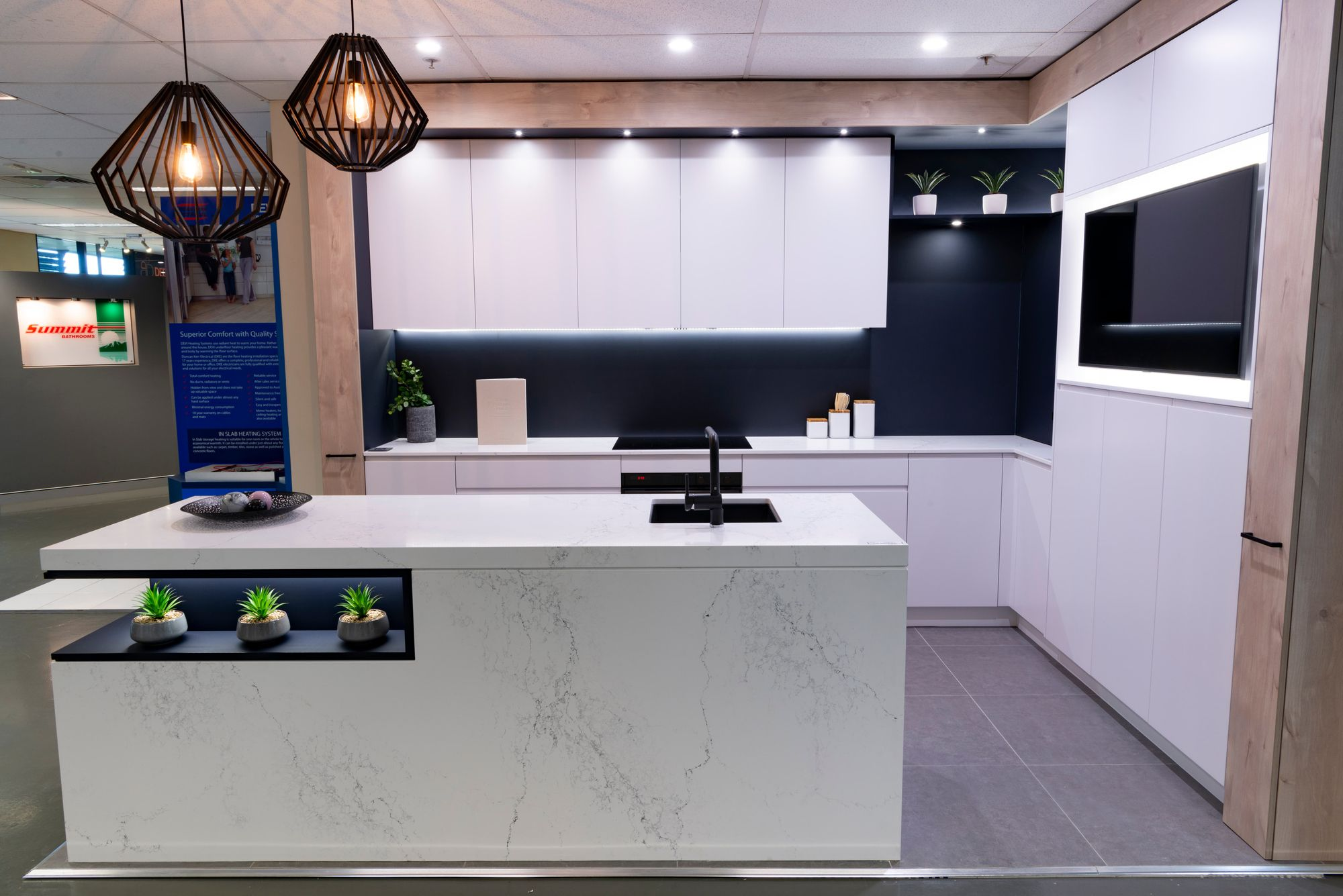 Kitchens For Living Create A Beautiful White Kitchen Design For