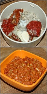 Tomatpeto fra Faster Mette