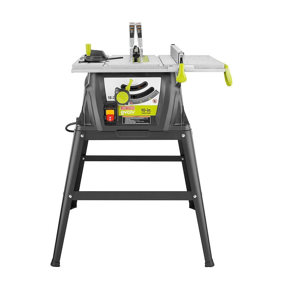 Table Saws Miter Saws And Woodworking Jigs Craftsman Table Saw Best Table Saw Table Saw Reviews