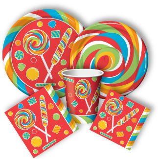 Candy party supplies from .DiscountPartySupplies.com  sc 1 st  Pinterest & Candy party supplies from www.DiscountPartySupplies.com | Parties of ...