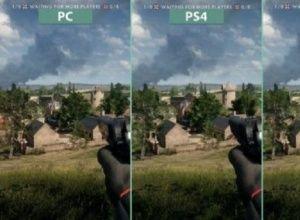 battlefield 1 settings ps4