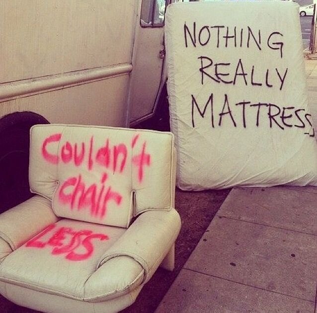 Furniture Puns Funny Puns Puns Love Puns