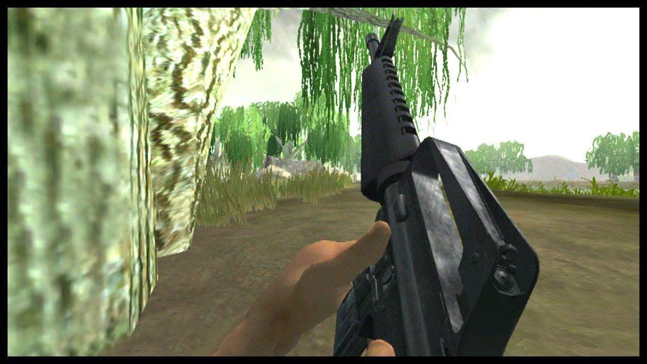 Real War In Vietnam Battlefield 2 Vietnam War Mod Bf2 Single