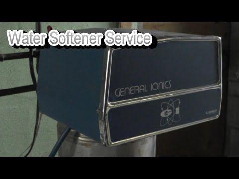 Diy Water Softener Service Replace Resin Clean Injector Screen Set Diy Water Water Softener Stainless Steel Tanks