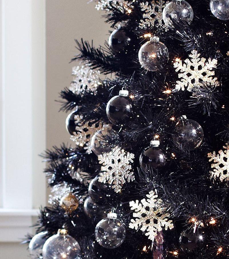 Noir et blanc pour Noël