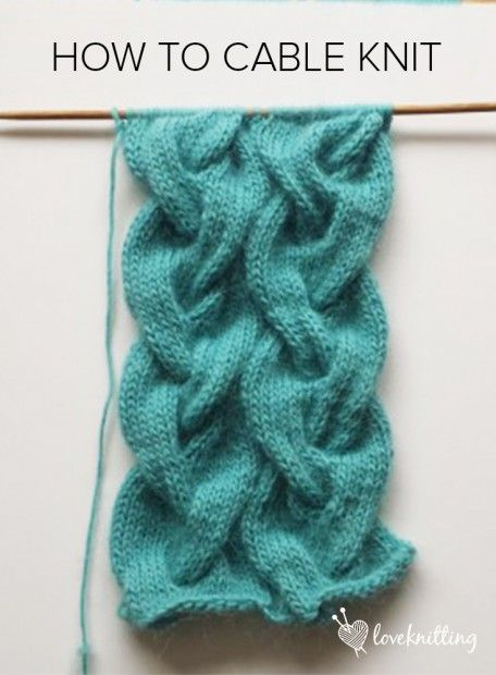 Learn With Leanne: Cable Cowl | knitting | Pinterest | Stricken ...