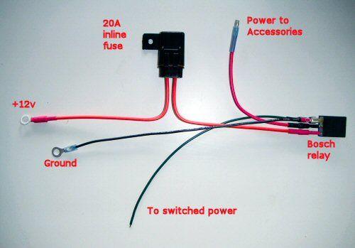 Admirable Auto Wiring Accessories Wiring Diagram Wiring Digital Resources Inamasemecshebarightsorg