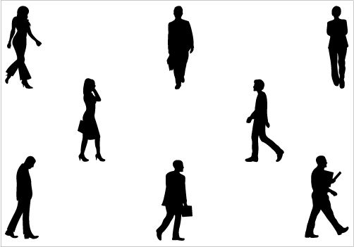 Man Walking Silhouette Clipart Free Stock Photo Public Domain Pictures Walking Silhouette Person Silhouette Silhouette Drawing