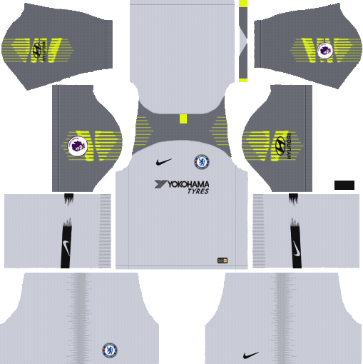 Chelsea Kits Logo 2018 2019 Dream League Soccer Soccer Kits Soccer League