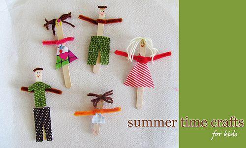 Popsicle Stick Ideas