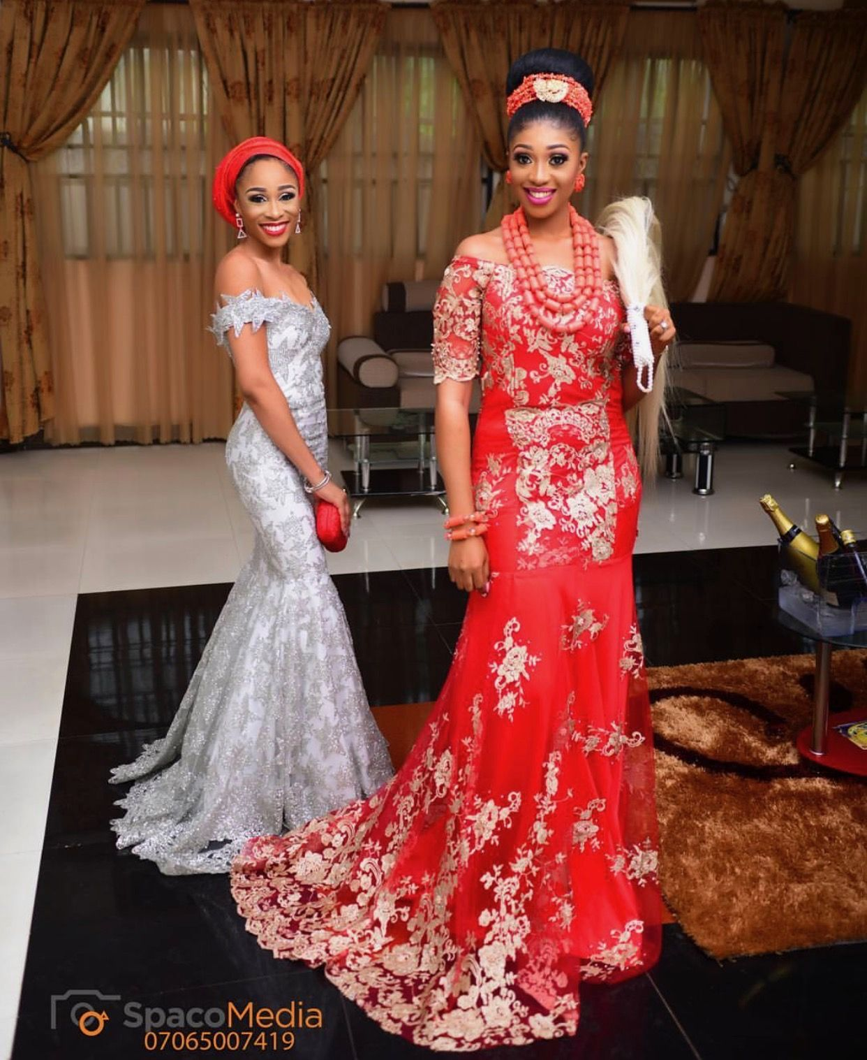 Nigerian Traditional Wedding Dresses: Pin By Loupitta Botokou On My George's I Love N1