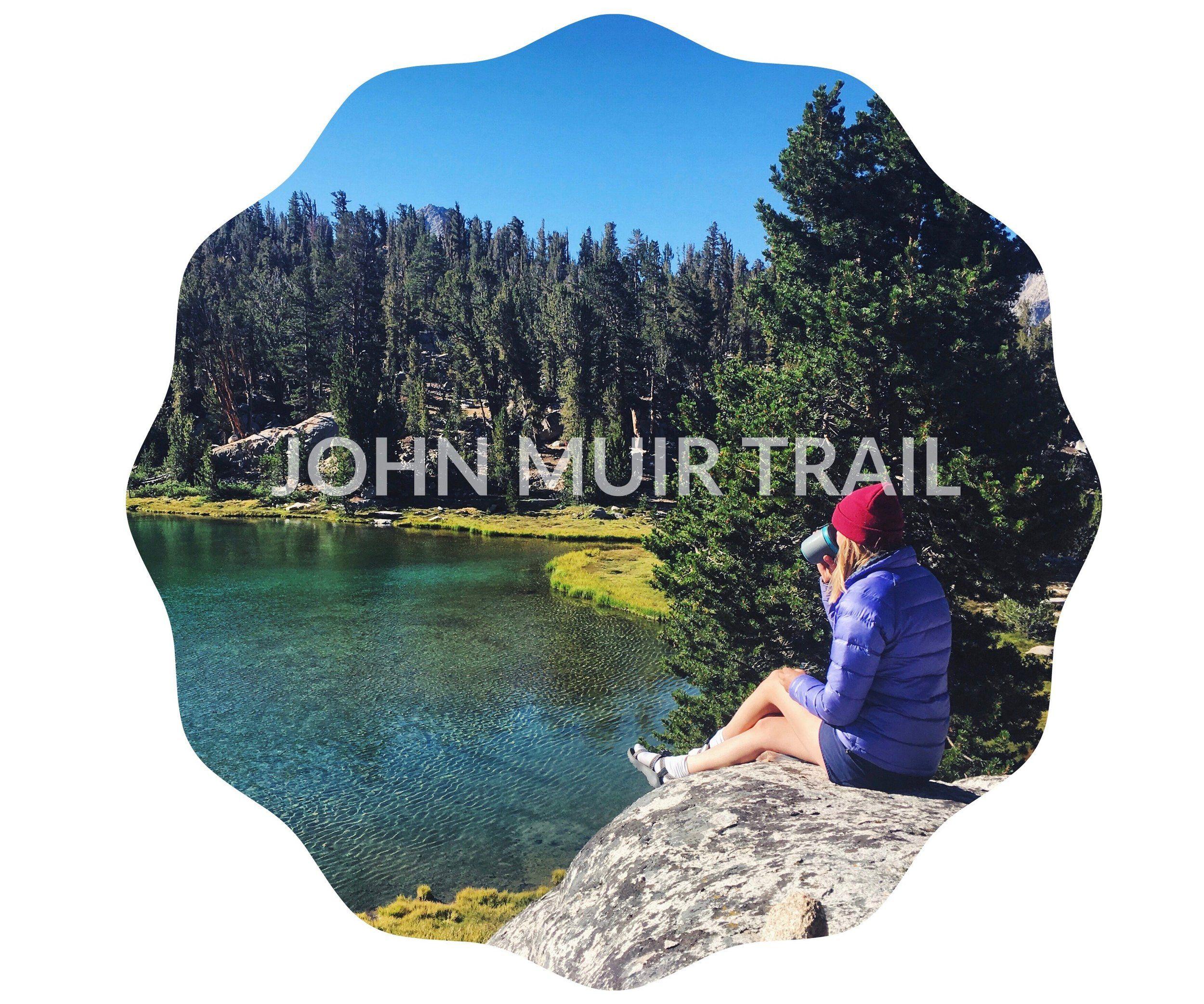 John Muir Trail Days 0 3