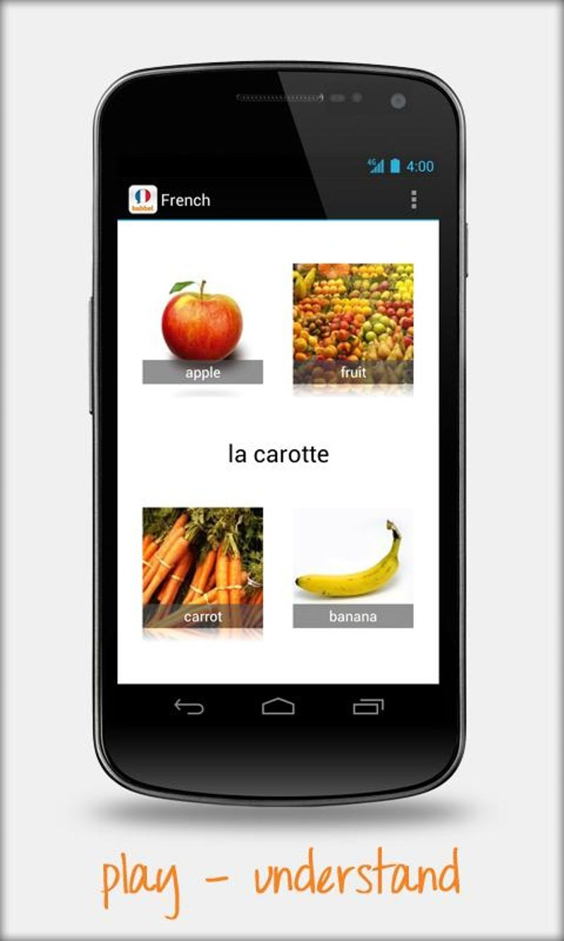 babbel pour android