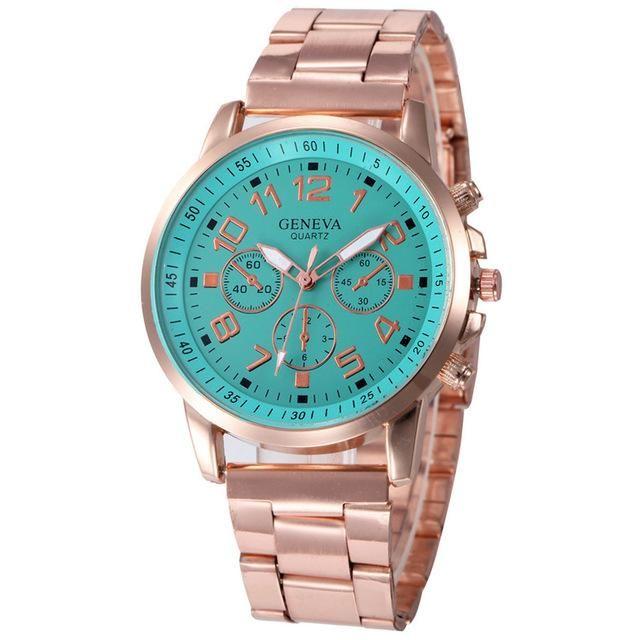 8cf17017ec9 Relogio Feminino Women s Watch Black Luxury Dress Watch Stainless Steel  Sport Quartz Hour Wrist Analog Watch Reloj Mujer P 21