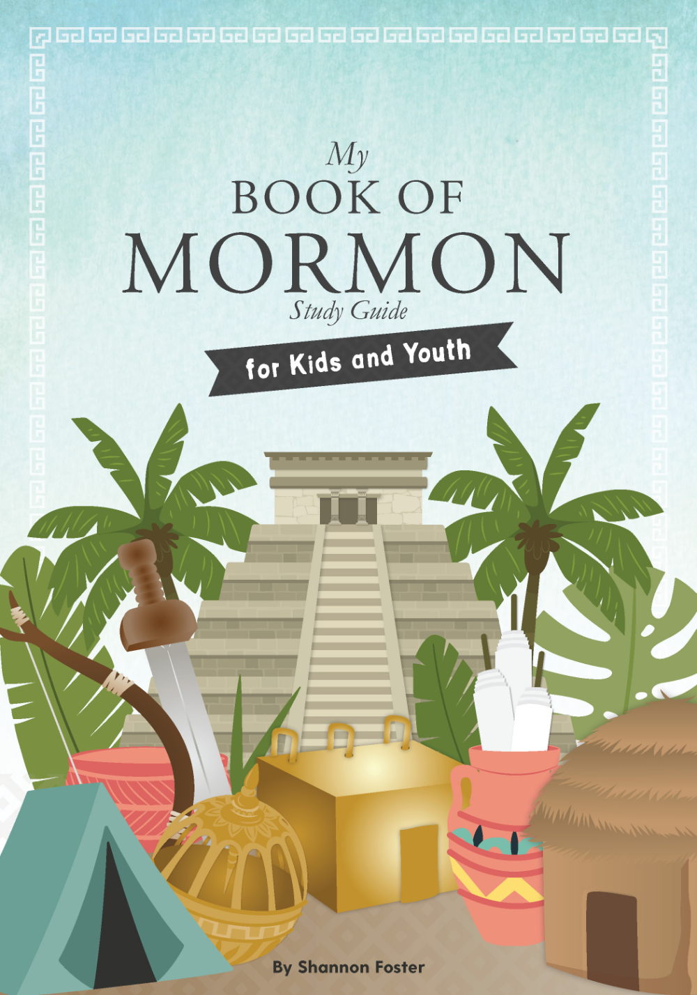Book Of Mormon Study Guide