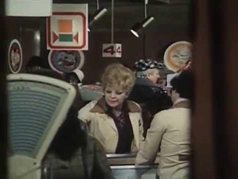 Die Frau Hinter Dem Ladentisch