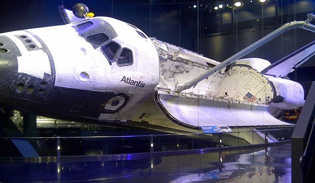 space shuttle atlantis orlando - photo #25